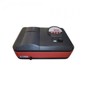Espectrofotômetro Digital Faixa Visível de 325 à 1000nm e Largura de Banda de 4nm