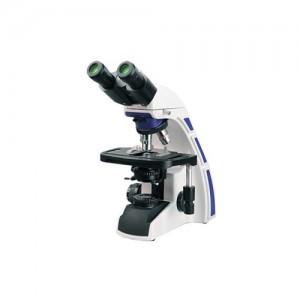 Microscópio Biológico Binocular Série Blue até 1000x com Ótica Infinita e Objetivas Planacromáticas