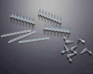 Microtubo PCR Livre de Dnase, Rnase e Pirogênio - Incolor - 0,2ul