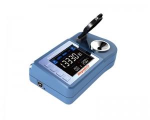 Refratômetro Digital de Bancada Escala Brix 0~94% e Índice de Refração