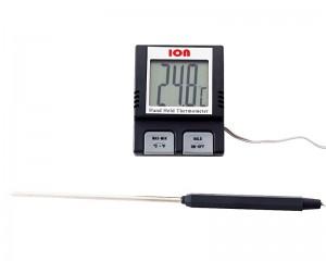 Termômetro Digital Portátil Tipo Espeto com Sonda e Faixa de Temperatura de -50°C a 200°C